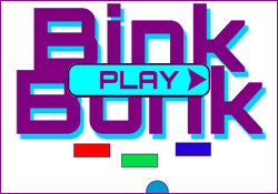 Bink Bonk Spelling Game for the Classroom