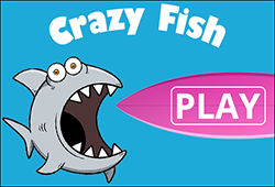 Crazy Fish Spelling Game