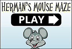 Mouse Maze Interactive Spelling Game